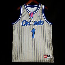100% Authentic Tracy Mcgrady Nike Orlando Magic Stitched Jersey Size M 40 - tmac