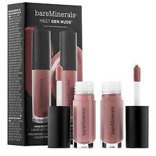 BAREMINERALS Meet Gen Nude Set  Brand New in Box