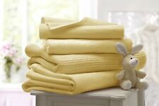 New Cot Bedding Bale - Honeycomb / 4 piece Suitable from Birth RRP £39.99