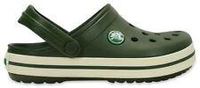 Scarpe Sandali verde in gomma per bambini dai 2 ai 16 anni