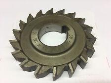 HSS Scheibenfräser Nutfräser dA 80mm / dI27mm / h=12mm / Z=18