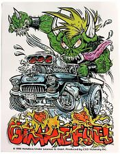 """Sticker Metallica """"Gimme Fuel"""" Lyrics Song Art Heavy Metal Band Music Decal"""