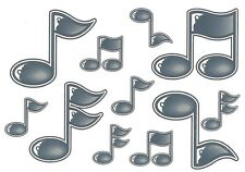 MUSICAL NOTES - MUSIC  Temporary Tattoo Awesome! MAKE YOUR OWN SONG