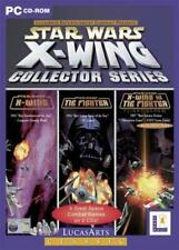 Star Wars: X-Wing Collector Series (PC), Good Windows 98, Windows 95 Video Games