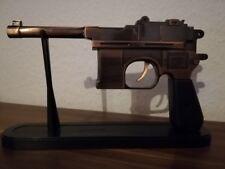 MAUSER C96 Feuerzeug Pistole Pistolenfeuerzeug NEU&OVP