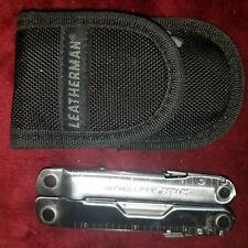 Leatherman Rebar Multi Tool with sheath