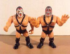WWF Hasbro Demolition Ax Smash Wrestling Figure Lot Titan Sports VTG