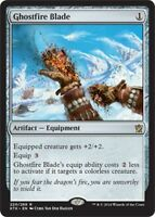 Ghostfire Blade FOIL x4 Magic the Gathering 4x Khans of Tarkir mtg rare card