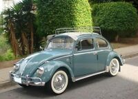 "Whitewall Portawall 4x15/"" tyre insert trim set of 4 Bug Beetle karmann ghia"