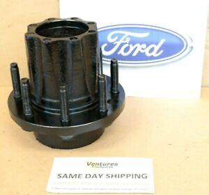 Ford F250 F350 1983-1997 Rear 8 Lug Wheel Hub Single Or Dual Rear Wheel 12 Bolt