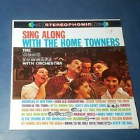 Sing Along With The Home Towners: Palace Vinyl LP