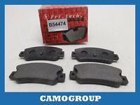 Pills Rear Brake Pads Pad For FIAT Croma Lancia Dedra