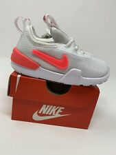 BABY GIRLS: Nike Ashin Modern SE Shoes, Pink & White - Size 7C AO2131-100