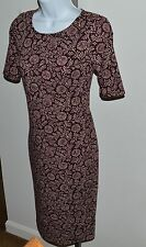 NWOT ~ LuLaRoe Dress Simply Comfortable Sz XXS RN# 142161