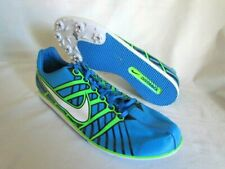 Nike Zoom Rival D Track Distance Spike 468649-413 Mens US 12 UK 11 EU 46 NWT