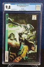 Marvel Comics Presents #4 1:50 Variant CGC 9.8 Bill Sienkiewicz Moon Knight