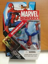 Marvel Universe S4 07 SPIDER-MAN RED COSTUME 1:16 scale