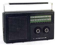 ALPINIST-418 Russian Portable Radio Transistor Receiver USSR 1979 MW AM LW Works