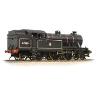 Bachmann 31-615 OO Gauge BR Black V3 Tank Engine 67690