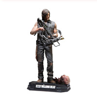 """Action Figure Gift Toys  New In Box The Walking Dead TV Series 7 Daryl Dixon 7"""""""