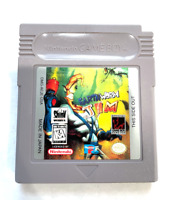 RARE! Earthworm Jim ORIGINAL NINTENDO GAMEBOY Tested + Working & AUTHENTIC!