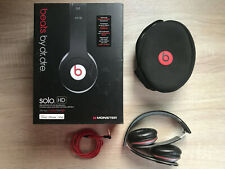 Beats By Dr.Dre Solo HD Negro