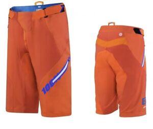 100% Airmatic Short Blaze Mens Shorts Size 30 NWT 100 Percent MX Motocross New