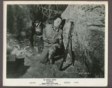 Abominable Snowman 1957 Original Photo Hammer Peter Cushing Yeti J3574