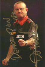 Darts: Darren Webster 'Demolition Man' Signed 6x4 Action Photo+Coa