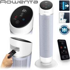 Rowenta 3in1 Turm Heizlüfter Heizstrahler Heizung Stand Säulen Ventilator Touch
