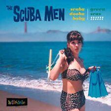 "THE SCUBA MEN Scuba Dooba Baby 7"" barbary coasters surf Phantom Surfers ventures"