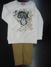 Girls Kidtopia $30 Long Sleeve Top W/T Leggings 2PC. Set Sizes 5, 6 & 6X