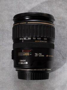 Canon EF 28-135mm f/3.5-5.6 IS USM obiettivo tuttofare reflex EOS