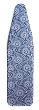 """Epica Silicone Coated Ironing Board Cover- Resists Scorching and Staining - 15"""""""