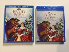 Disney Beauty and The Beast The Enchanted Christmas Blu-ray DVD & Digital Copy