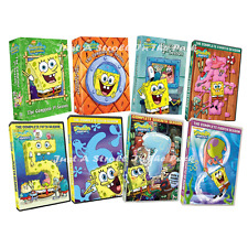 SpongeBob SquarePants: TV Series Complete Seasons 1 2 3 4 5 6 7 8 Box/DVD Set(s)