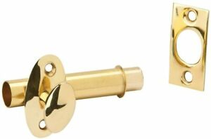 Ives CS48Z3 Mortise Door Bolt, Brass