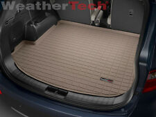WeatherTech Cargo Liner for Hyundai Santa Fe - with 3rd Row - 2013-2018 - Tan