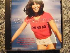 CD Wencke Myhre / Oh No No – Album 2004 - Picture Disk
