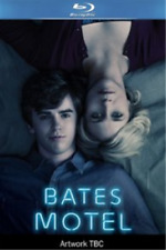 Vera Farmiga, Olivia Cooke-Bates Motel: Season 2 Blu-ray NEW