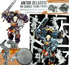 ANTOR DELASSIO~KILL-TEAM CASSIUS~SPACE MARINE Model~Games Workshop WARHAMMER 40K