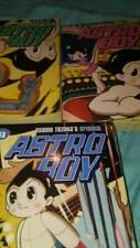 Lot of 5 Astro Boy Original Mangas by Osamu Tezuka