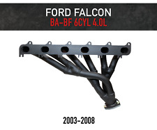 Headers / Extractors for Ford Falcon BA-BF 6cyl 4.0L - Short Set (Quick Fit)