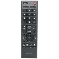 US New CT-RC1US-16 Remote Control for TOSHIBA TV 43L420U 49L310U 49L420U 50L420U