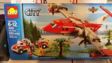 Lego City Fire Plane 4209 Plan Firemen