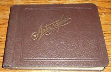 1945 Olmsted Falls High  School Autograph  Book North Olmsted Ohio