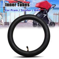 Chambre à air 12 1/2 x 1.75 x 2 1/4 Valve Courbe pour Hota  Pram Stroller Bike