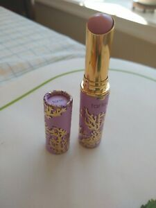 Tarte Sea Quench Rescue Balm Rose Full Size New Tinted Lipstick sheer rose gloss