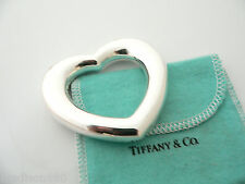 Tiffany & Co Sterling Silver Heart Rattle Cute Rare Heirloom No Dents Excellent