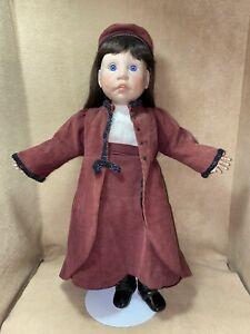 """Vintage 1983 LE Signed Lee Middleton 20"""" Sincerity Doll Original VGC!"""